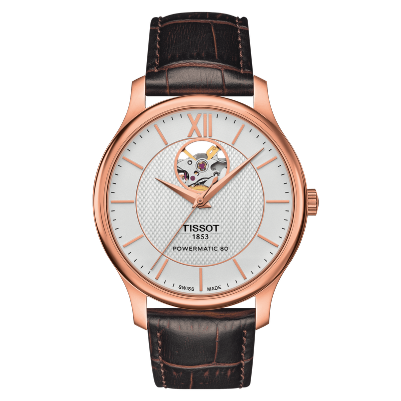 Tissot Tissot Tradition Powermatic 80 Open Heart