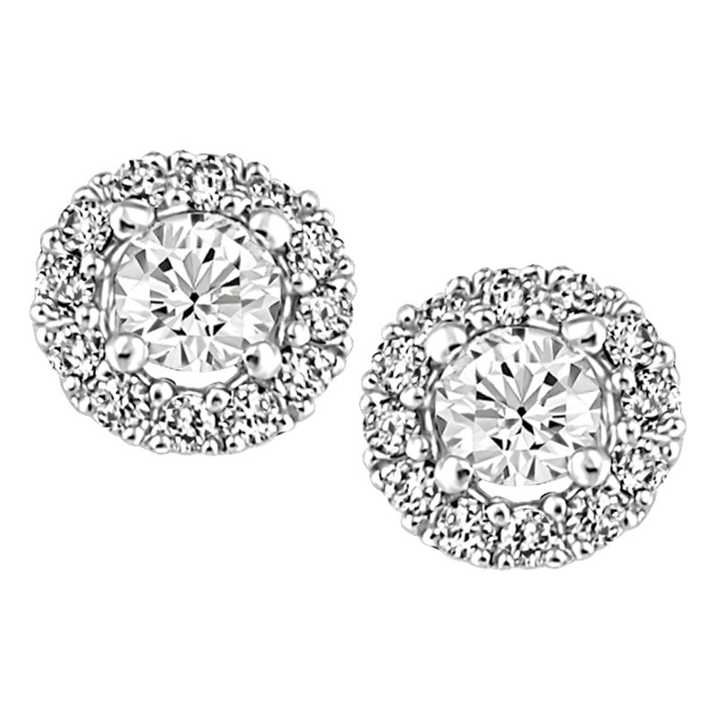 Forever Ice Canadian Diamond Earrings