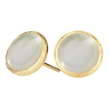Mother Of Pearl Petite Stud Earrings