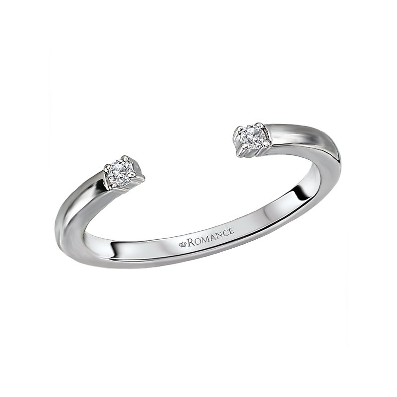 Romance Diamond Nesting Wedding Ring