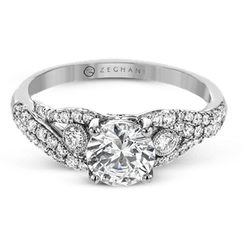 ZR1391 ENGAGEMENT RING