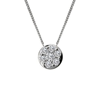 Diamond Slide Pendant