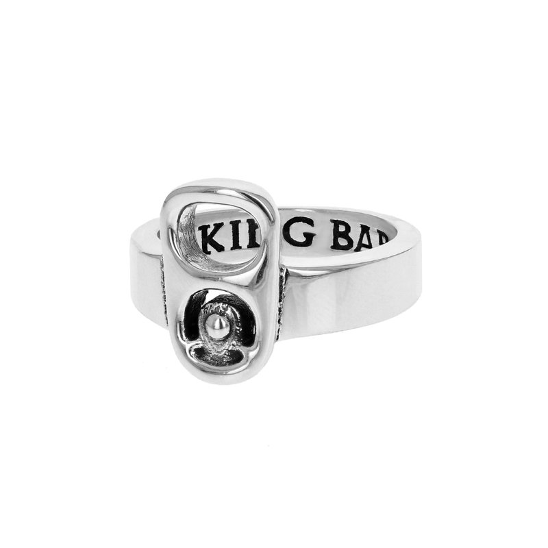 King Baby Large Pop Top Ring