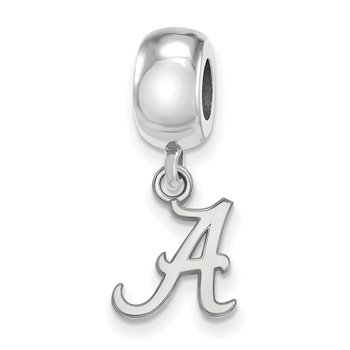 Sterling Silver University of Alabama NCAA Bead