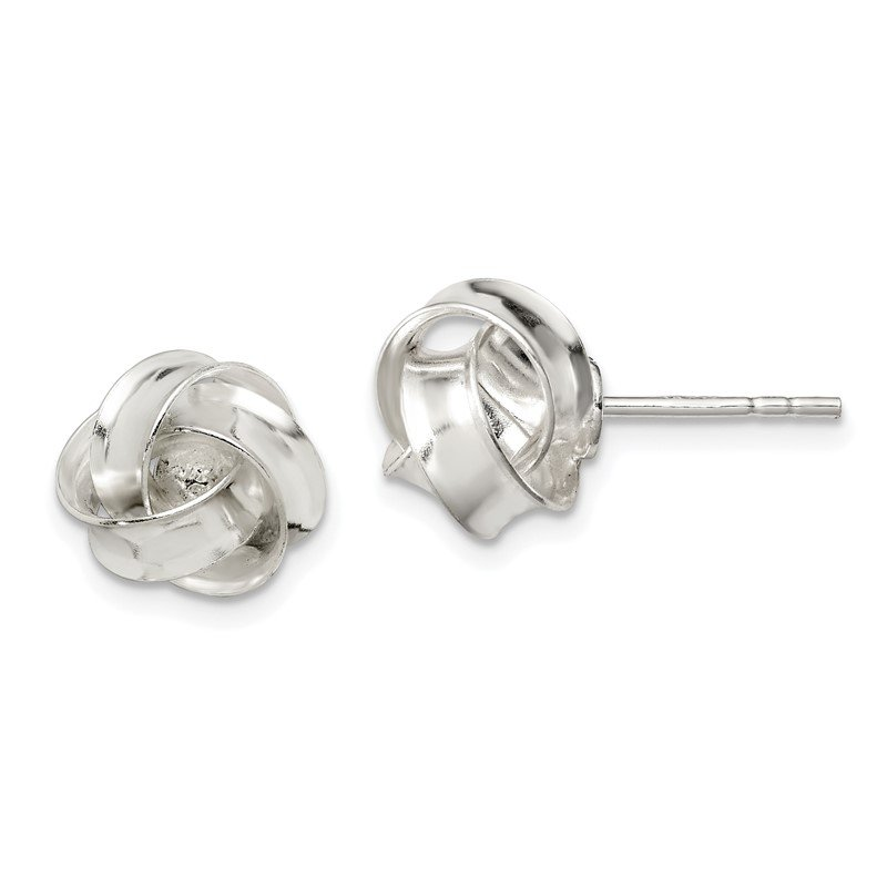 Quality Gold Sterling Silver Post Earrings