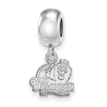 Sterling Silver Old Dominion University NCAA Bead