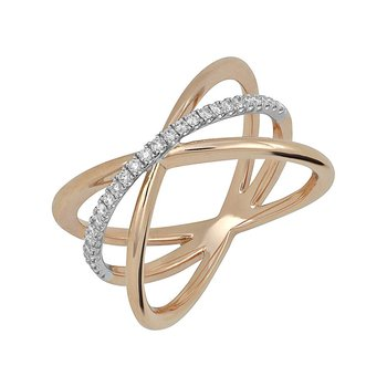 Diamond Fashion Ring - FDR14042RW