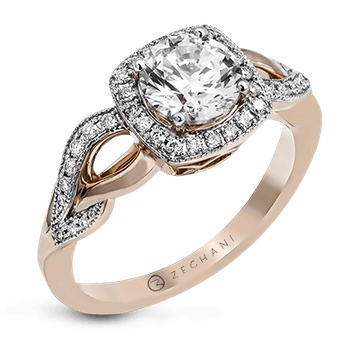 ZR1135 ENGAGEMENT RING