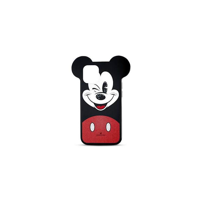 Swarovski Mickey Smartphone case, iPhone® 12 mini, Multicolored