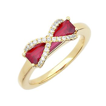 Padparadscha Ring-CR13111YPD