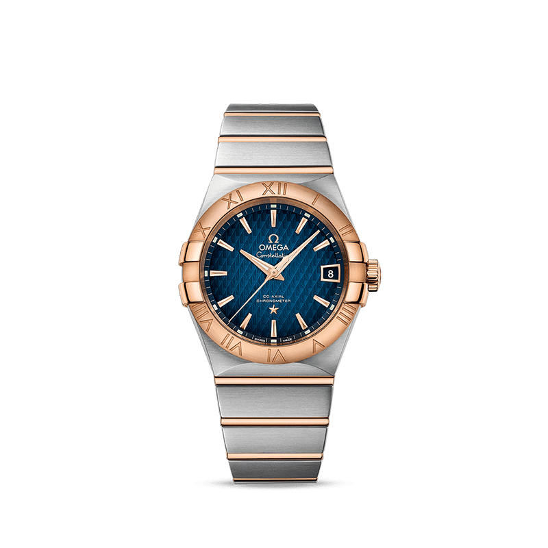 Omega Constellation Omega Co-Axial 38 mm