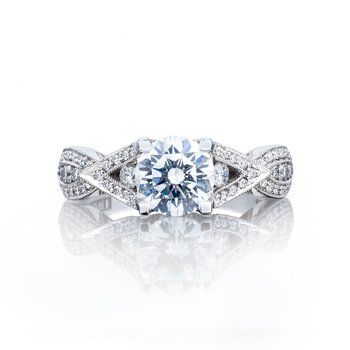 Tacori Women's Engagement Ring - 2647RD65
