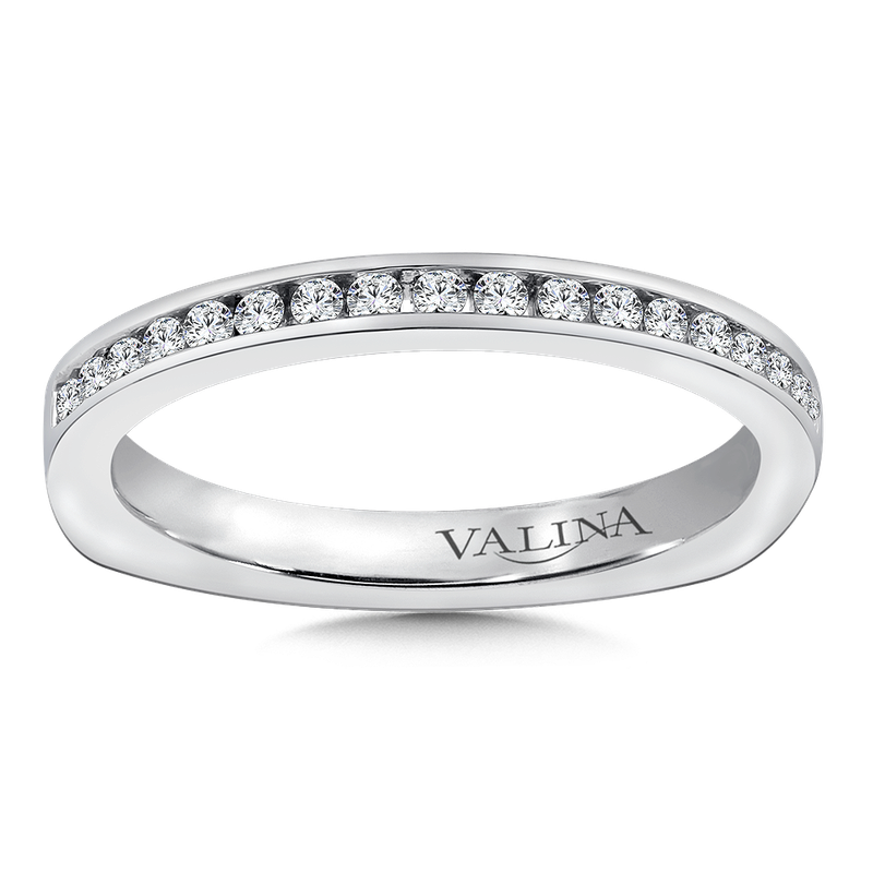 Valina Bridals Wedding Band (.19 ct. tw.)