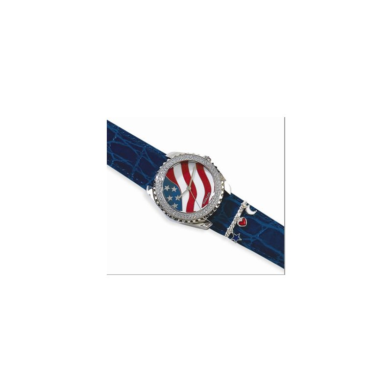 Hidalgo American-Flag-Watch