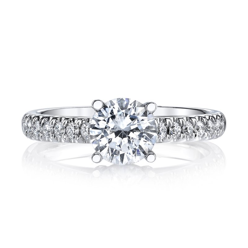 MARS Jewelry MARS 26652 Engagement Ring, 0.35 Ctw.