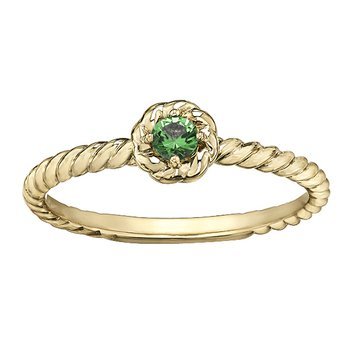 Emerald Ladies Solitaire