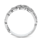 Zeghani ZR692 RIGHT HAND RING