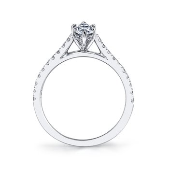 MARS Jewelry - Engagement Ring 25451