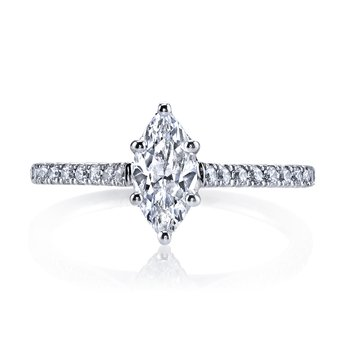 Diamond Engagement Ring 0.28 ct tw