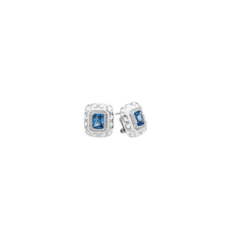 Belle Etoile Royale Stone Earrings