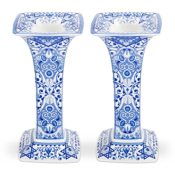 Set of 2 Sabbath CandleSeticks