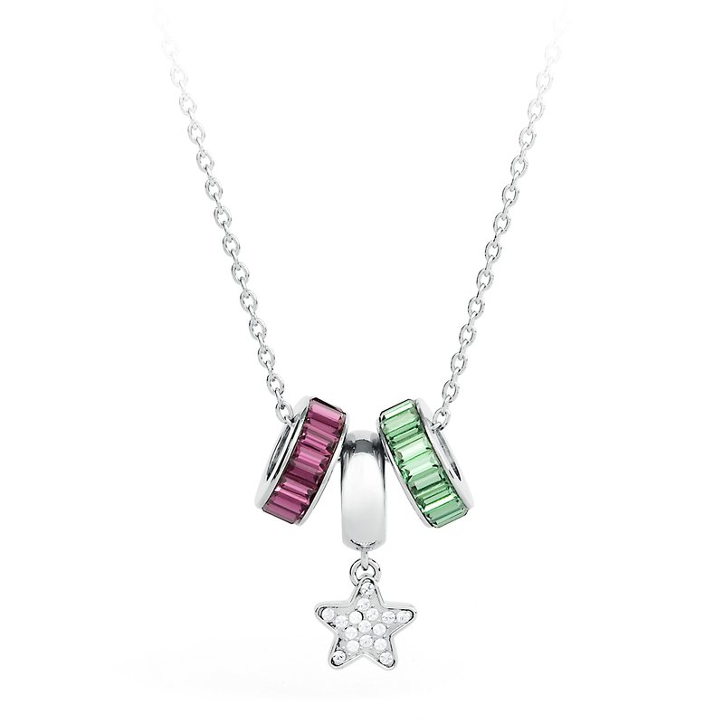 Brosway 316L stainless steel and crystals Swarovski® Elements