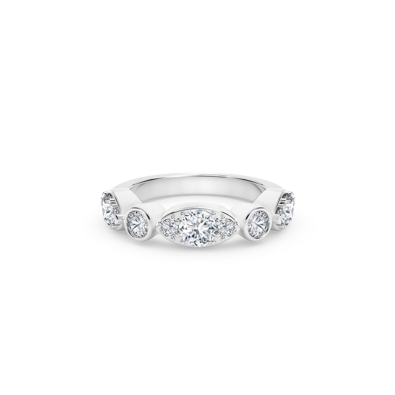 Forevermark Tribute Collection The Forevermark Tribute™ Collection Delicate Diamond Ring