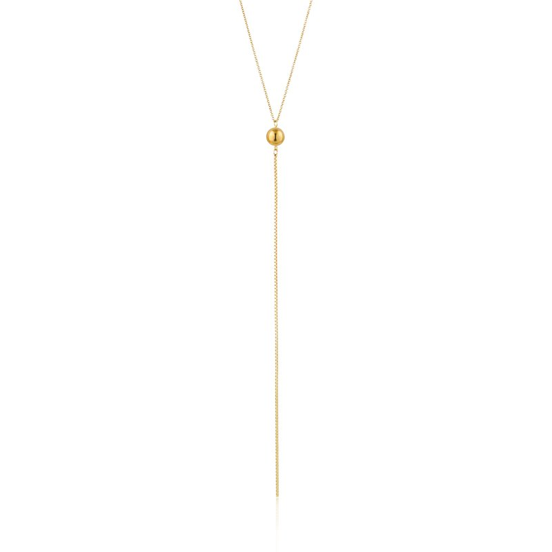 Ania Haie Orbit Y Necklace