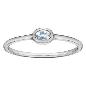 Aqua Ladies Ring