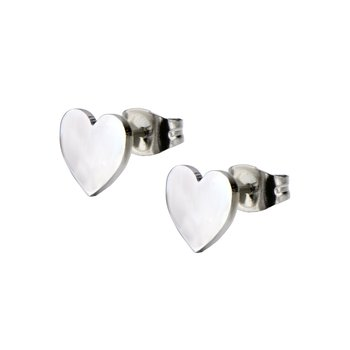 Steel Heart Stud