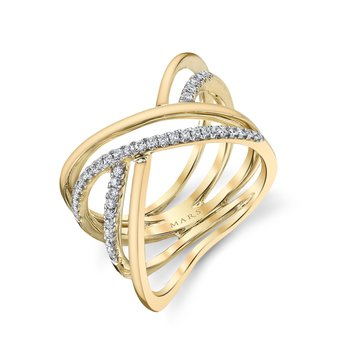 MARS 26830 Fashion Ring, 0.24 Ctw.