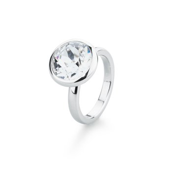 Hope - 316L stainless steel and blue shade Swarovski® Elements crystal