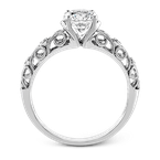 Zeghani ZR915 ENGAGEMENT RING