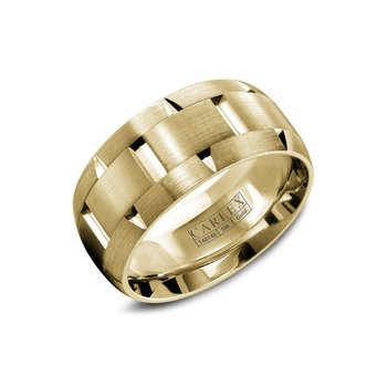 Carlex Generation 1 Mens Ring WB-9463Y