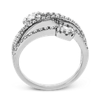Zeghani ZR1393 RIGHT HAND RING