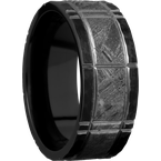 Lashbrook Designs Z8.5F15_METEORITE_CROSSHATCH+HAMMER
