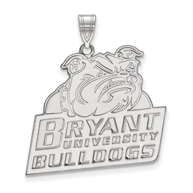 NCAA Sterling Silver Bryant University NCAA Pendant