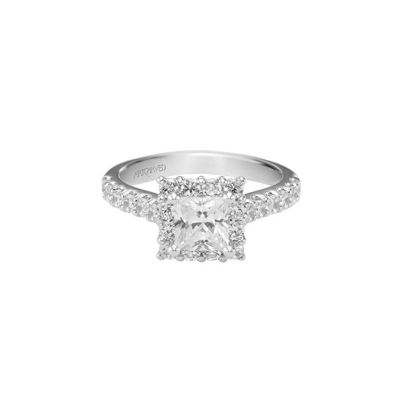 Artcarved 31 V587era E: Luttrell Jewelers: ArtCarved 31-V438ECW-E