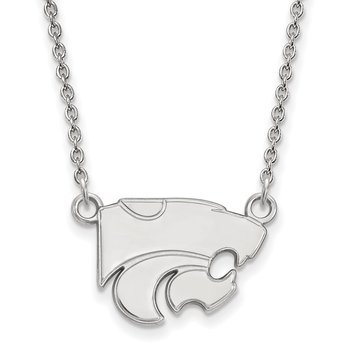 Gold Kansas State University NCAA Necklace