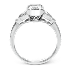 Simon G MR2888 ENGAGEMENT RING