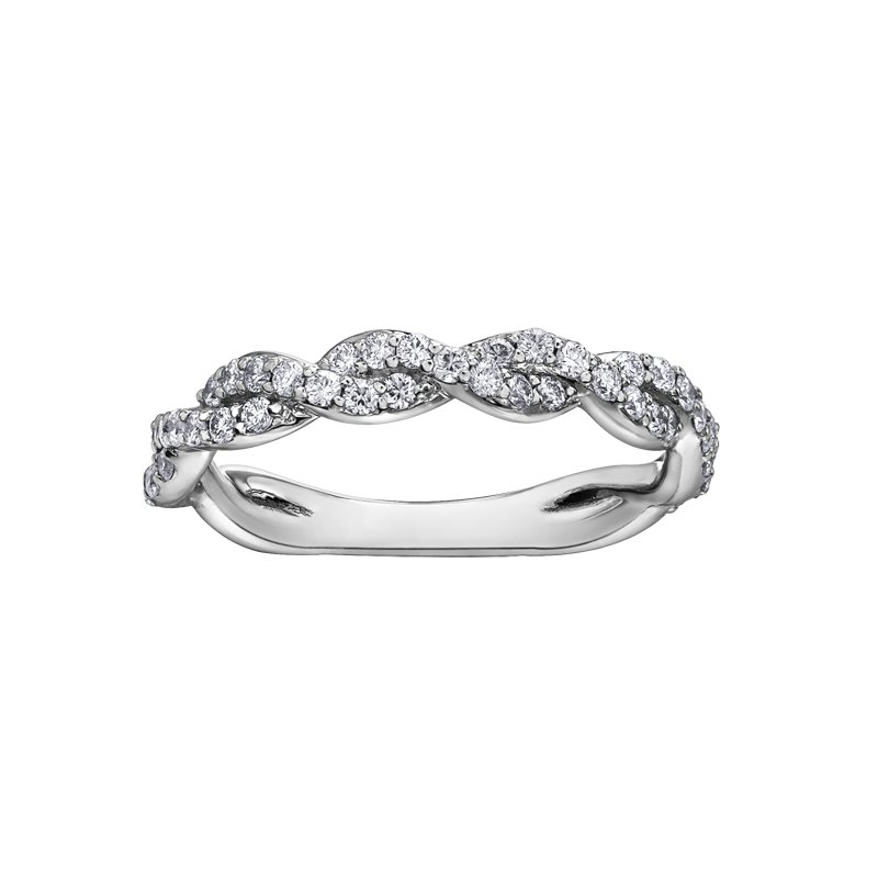 Maple Leaf Diamonds Diamond Ladies Ring