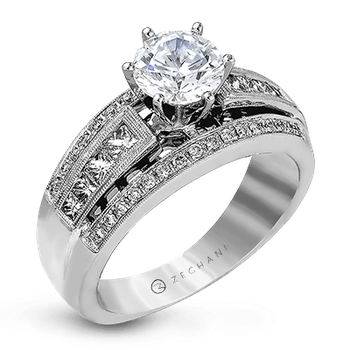 ZR119 ENGAGEMENT RING