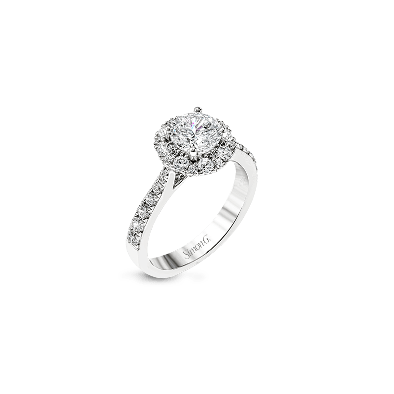 Simon G MR2603 ENGAGEMENT RING