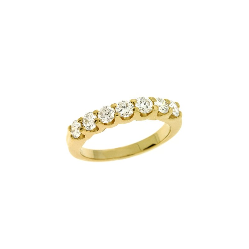 S. Kashi & Sons Bridal Diamond Band Prong Set