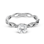 Zeghani ZR1449 WEDDING SET