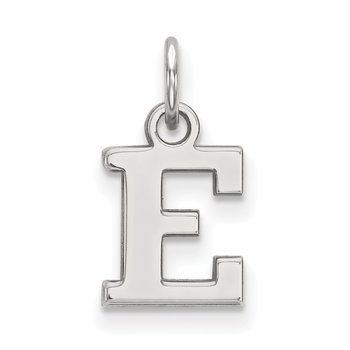 Sterling Silver Eastern Michigan University NCAA Pendant