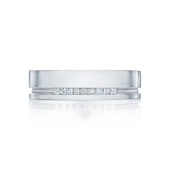 Tacori Men's Wedding Band - 1086D