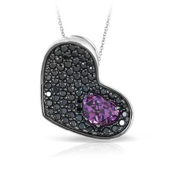 Heart In Mine Pendant
