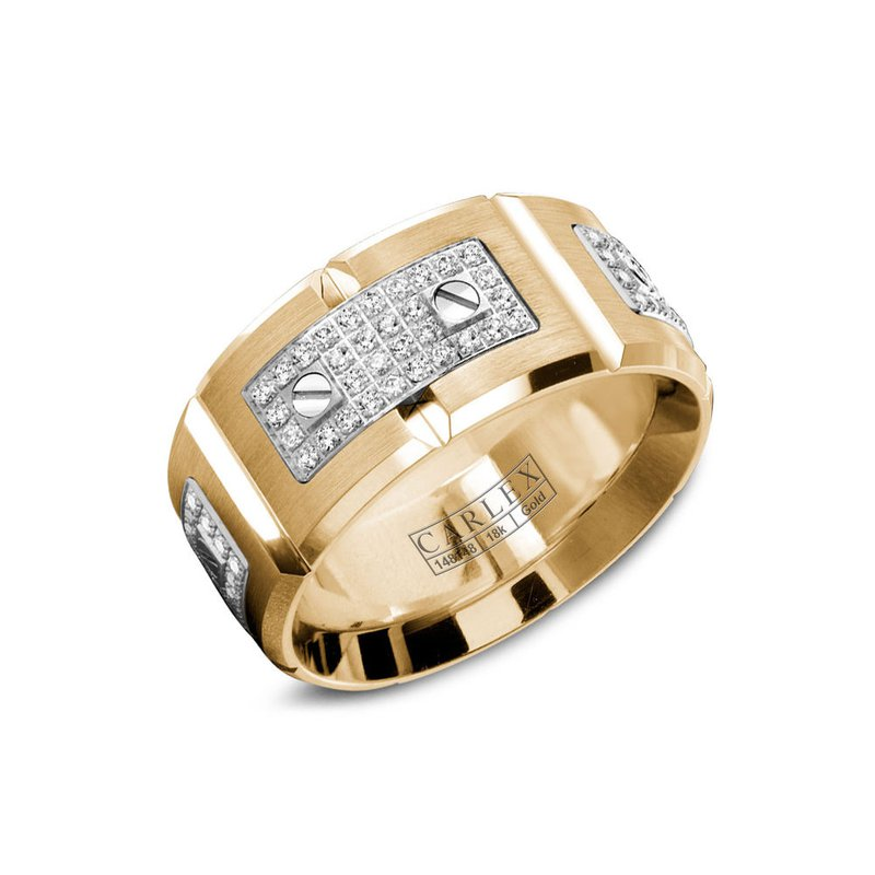 Carlex Carlex Generation 2 Mens Ring WB-9796WY