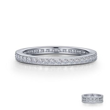 0.46 CTW Stackable Eternity Band